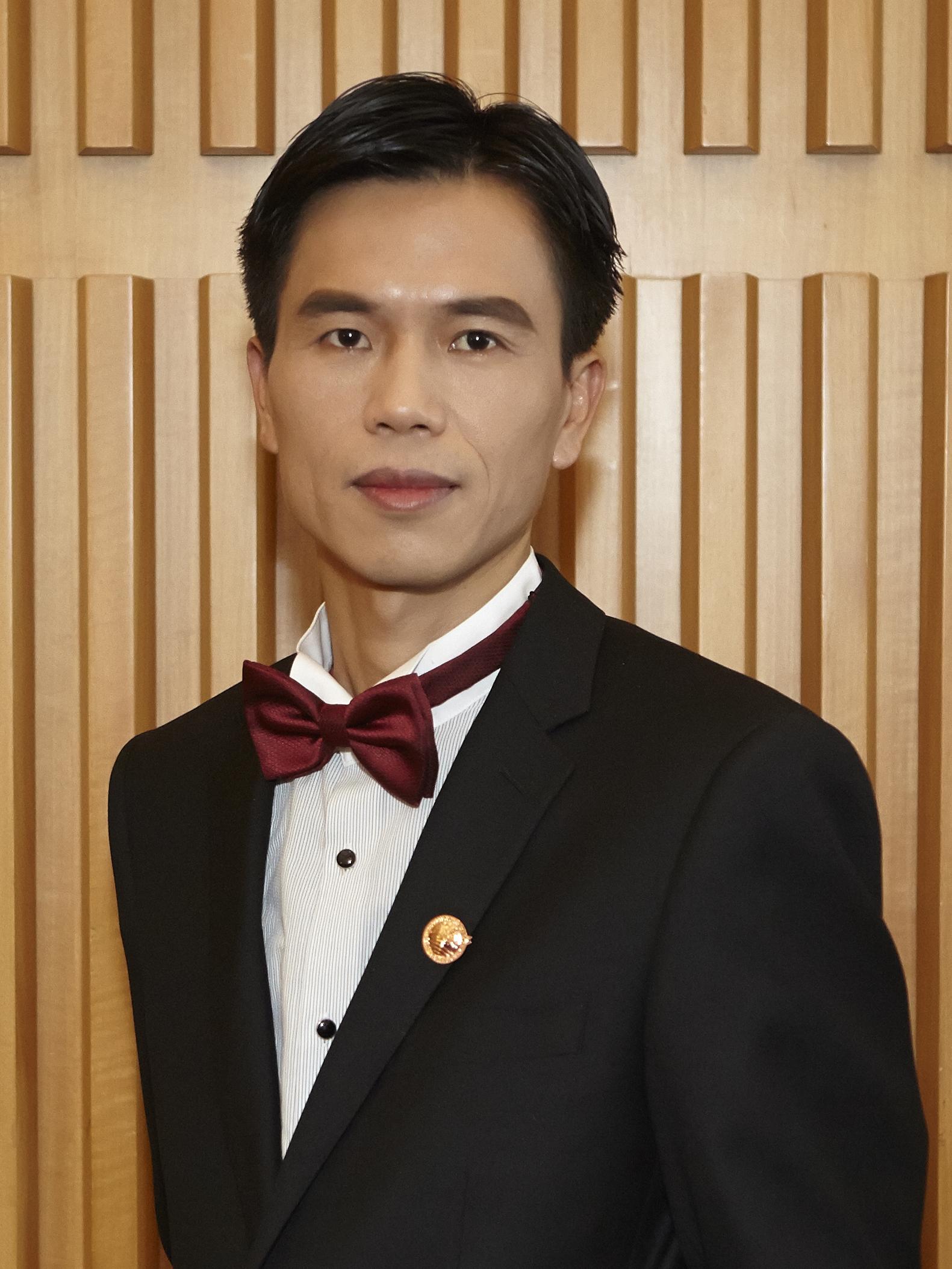 會長郭晋昇先生